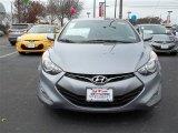 2013 Titanium Gray Metallic Hyundai Elantra Coupe GS #76223980