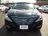 2013 Pacific Blue Pearl Hyundai Sonata Limited 2.0T #76223970