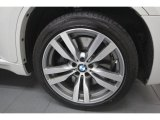 BMW X6 M 2012 Wheels and Tires