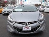 2013 Titanium Gray Metallic Hyundai Elantra Coupe GS #76223968