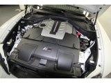 2012 BMW X6 M Engines