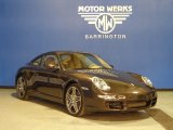 2008 Macadamia Metallic Porsche 911 Carrera 4 Coupe #76223821