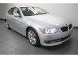 2013 Titanium Silver Metallic BMW 3 Series 328i Coupe #76224324