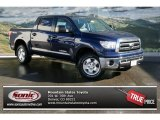 2013 Nautical Blue Metallic Toyota Tundra TRD CrewMax 4x4 #76223809