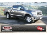 2013 Magnetic Gray Metallic Toyota Tundra CrewMax 4x4 #76223808
