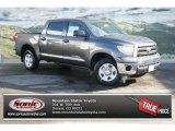 2013 Magnetic Gray Metallic Toyota Tundra CrewMax 4x4 #76223808