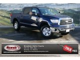 2013 Nautical Blue Metallic Toyota Tundra SR5 CrewMax 4x4 #76223807