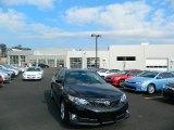 2012 Attitude Black Metallic Toyota Camry SE #76279717