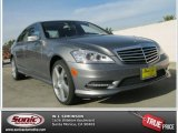 2013 Palladium Silver Metallic Mercedes-Benz S 550 Sedan #76279172