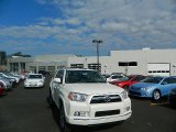 2013 Blizzard White Pearl Toyota 4Runner Limited #76279708
