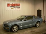 2006 Windveil Blue Metallic Ford Mustang GT Premium Coupe #76279701