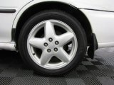 Subaru Impreza 2000 Wheels and Tires