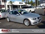 2008 Titanium Silver Metallic BMW 3 Series 328i Coupe #76279315