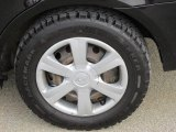 Hyundai Accent 2007 Wheels and Tires