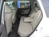 2012 Honda CR-V EX-L 4WD Rear Seat