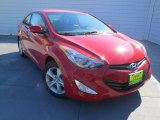 2013 Volcanic Red Hyundai Elantra Coupe GS #76279298