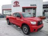2012 Radiant Red Toyota Tundra TRD Rock Warrior Double Cab 4x4 #76279669