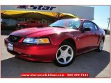 1999 Laser Red Metallic Ford Mustang GT Coupe #76279418