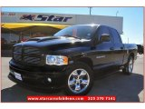 2004 Black Dodge Ram 1500 Sport Quad Cab #76279417