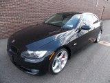 2008 Black Sapphire Metallic BMW 3 Series 335i Coupe #76279657