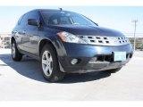 2005 Midnight Blue Pearl Nissan Murano SL #76279654