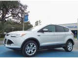 2013 Ingot Silver Metallic Ford Escape SEL 1.6L EcoBoost #76279100