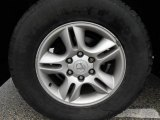 Lexus GX 2003 Wheels and Tires