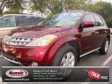 2006 Sunset Red Pearl Metallic Nissan Murano SL #76278994