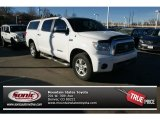 2008 Super White Toyota Tundra Limited CrewMax 4x4 #76278974