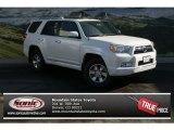 2013 Blizzard White Pearl Toyota 4Runner SR5 4x4 #76278961