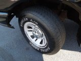 Ford Ranger 1998 Wheels and Tires