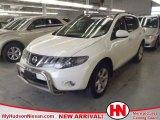 2010 Glacier White Pearl Nissan Murano SL AWD #76278756