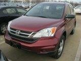 2011 Tango Red Pearl Honda CR-V LX #76279487