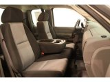 2008 Chevrolet Silverado 1500 Work Truck Extended Cab Dark Titanium Interior