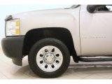 2008 Chevrolet Silverado 1500 Work Truck Extended Cab Wheel