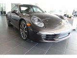 2013 Porsche 911 Anthracite Brown Metallic