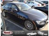 2010 Black Sapphire Metallic BMW 3 Series 328i Coupe #76279328