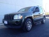 2006 Jeep Green Metallic Jeep Grand Cherokee Laredo 4x4 #76333078