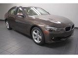 2013 Sparkling Bronze Metallic BMW 3 Series 328i Sedan #76332934