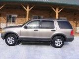 2003 Mineral Grey Metallic Ford Explorer XLT 4x4 #76333208