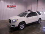 2013 Summit White GMC Acadia SLE #76333206