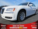 2013 Bright White Chrysler 300  #76332635