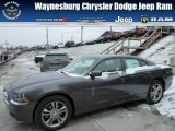 2013 Granite Crystal Dodge Charger SXT AWD #76332771