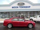 2010 Red Candy Metallic Ford Fusion SEL V6 #76332753