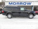 2013 Tuxedo Black Ford Expedition EL Limited 4x4 #76332612