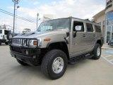 2003 Hummer H2 Pewter Metallic