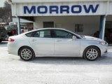 2013 Ingot Silver Metallic Ford Fusion SE #76332610