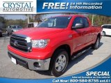 2012 Radiant Red Toyota Tundra TRD Double Cab 4x4 #76333041