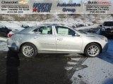 2013 Silver Ice Metallic Chevrolet Malibu LT #76332730