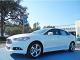 2013 Oxford White Ford Fusion SE 1.6 EcoBoost #76332586
